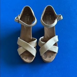 Sienna wedge cork sandal